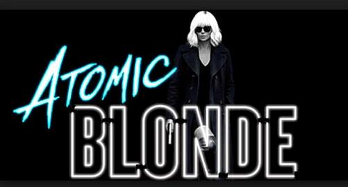 Charlize Theron and the movie 'Atomic Blonde'