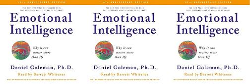 Daniel Goleman and his book 'Emotional Intelligence'
