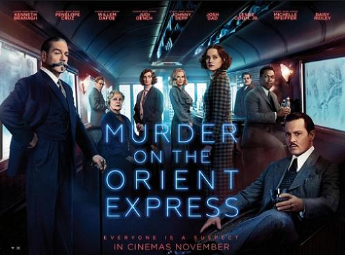 Hercule Poirot, Kenneth Branagh, and 'Murder on the Orient Express'