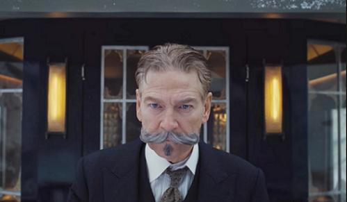 Murder on the Orient Express 2 - Kenneth Branagh