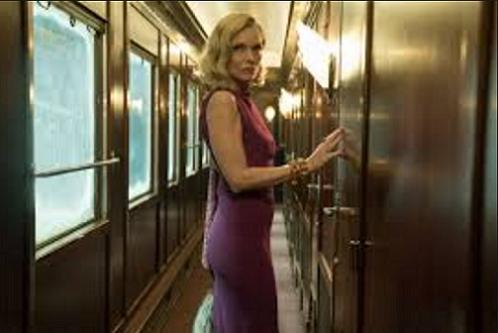 Murder on the Orient Express 3 - Michelle Pfeiffer