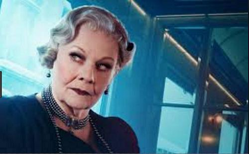 Murder on the Orient Express 4 - Judi Dench