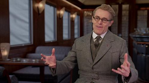 Murder on the Orient Express 5 - Willem Dafoe
