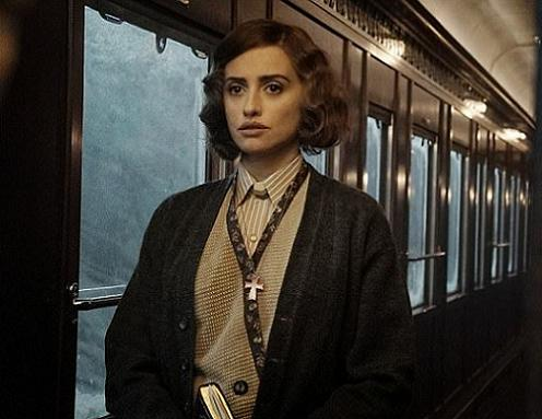 Murder on the Orient Express 6 - Penelope Cruz