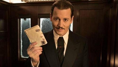 Murder on the Orient Express 7 - Johnny Depp