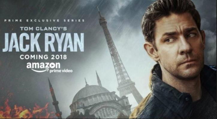 Season One of television series 'Tom Clancy's Jack Ryan'