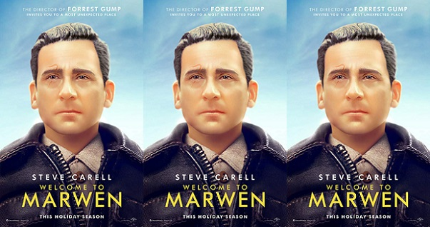 Steve Carrell and the Robert Zemeckis film 'Welcome toMarwen'